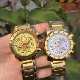 Relógios Bulgari Alta qualidade (Novos)