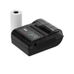 Mini Impressora Térmica Portátil Bluetooth