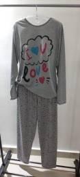 Pijamas de frio marca Menina Mulher