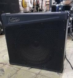 Amplificador De Contra Baixo Staner Shout215b na Musical Brother