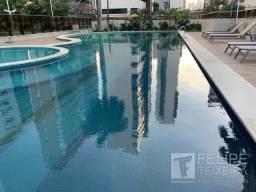 Apartamento para Venda em Fortaleza, Mucuripe, 3 dormitórios, 3 suítes, 4 banheiros, 3 vag