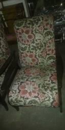 Cadeiras duas   Poltronas Regulável Gobelem