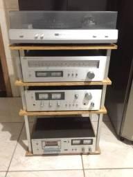 Cce conjunto vintage amplificador