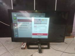 Tv LG led 49 polegadas funcionando perfeitamente