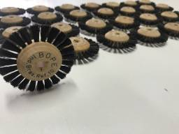 Escovas de Pelo N° 10 BOPE para Polimento - Novas - 20 Unidades