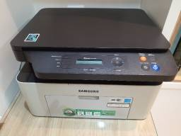 Impressora Samsung Multifuncional 110V Laser Monocromática Wi-Fi USB 110V