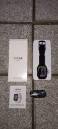 Título do anúncio: Smartwatch Colmi P8 Plus com menu colmeia