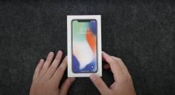 Título do anúncio: iPhone X Branco 64gb (na caixa impecável)