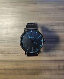 Relógio Ultra Fino Minimalista Novo