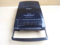 Gravador Cassete Sony