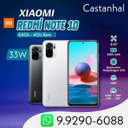 Redmi Note 10 Castanhal