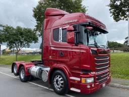 Scania Streamline R440 6x2 Trucado ano 2016 Com Retarder