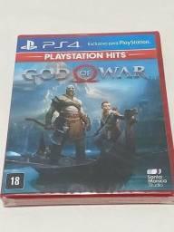 Título do anúncio: Jogo de PlayStation 4 original god of war