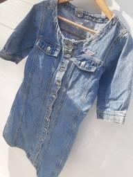 Vestido Jeans Vintage