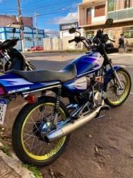 Título do anúncio: RD 135cc 1991 azul