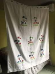 cortina menino