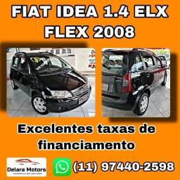 Idea 1.4 ELX 2008 - Financiamos