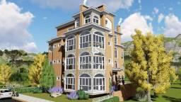 Apartamento com 3 dormitórios à venda, 137 m² por R$ 1.049.000,00 - Avenida Central - Gram