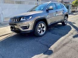 Título do anúncio: Jeep compass longitude 2020 top de linha