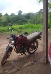 Moto ybr 2008 pedal