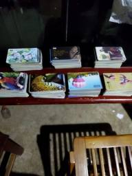 Título do anúncio: Cartões Telefonicos Antigos - Entre 600 e 700 Cartões