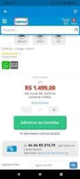 Título do anúncio: FORNO DE EMBUTIR A GÁS CONSUL- 78 LITROS (LACRADO)