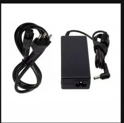 Título do anúncio: Carregador De Notebook Cce Win Positivo Itautec Intelbras Sti - 19V 3.42A Plug 5.5*2.5mm<br><br>