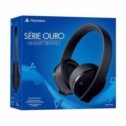 Headset série Gold PlayStation