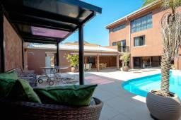 Título do anúncio: Casa com 4 quartos, sendo 2 suítes, supite master com closet e hidro, piscina, espaço gour