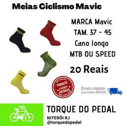Meias ciclismo Mavic