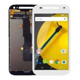 Tela Touch Display Motorola E1 E2 E4 E5 E6 e muito mais! Confira já