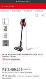 Título do anúncio: Aspirador de Pó Rocket Ultra-Light HV301