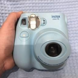 Título do anúncio: Câmera Instantânea (A foto sai na hora)