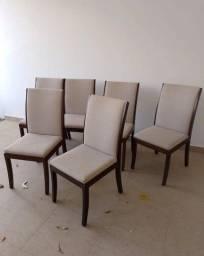 Título do anúncio: Cadeiras em perfeito estado de conservação. <br><br>