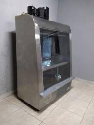 Título do anúncio: Balcão Bandejeiro de açougue - Nacional Refrigeração