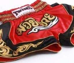 Short Muay Thai importado da Tailândia