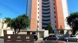 Apartamento com 3 dormitórios para alugar, 100 m² por R$ 1.000,00/mês - Benfica - Fortalez