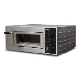 Forno de lastro 400° analógico para pizza - (ALEF)