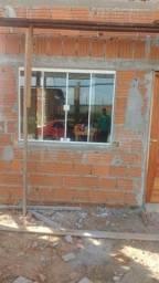 Portas, Box para banheiro e janelas de vidro temperado incolor verde e fumê 08 mm