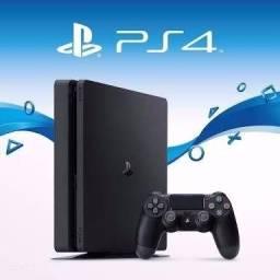 Playstation 4 com garantia de 01 ano. Aceitamos video games como parte do pagamento