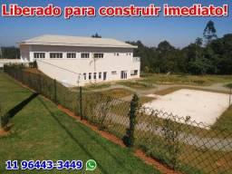 Terrenos 360 m² à 5 minutos da Raposo mensais a partir de 790