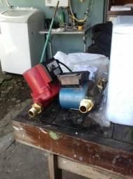 Pressurizador água 450,00