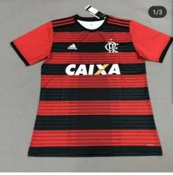 Camisas Flamengo tamanho G e M