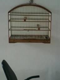 Troco essa gaiola por gaiola de coleiro