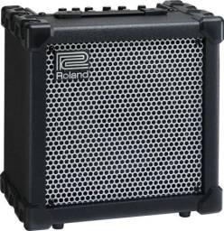 Cubo amp roland 40xl 40w com efeitos