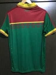 Camisa Oficial Camarões