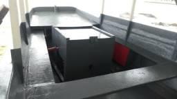 Barco baleeira motor ns18 - 2018
