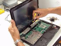 Conserto de notebook e computadores