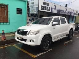 Toyota Hilux CD 4x4 SRV Top Zap 988274626 - 2012