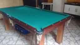 0ddf70a7a Mesa de Sinuca com tampão de ping pong